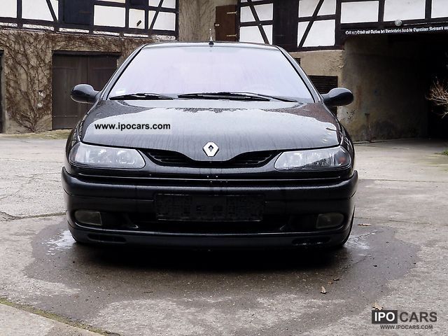 1998 Renault  Laguna 2.0 RT Limousine Used vehicle photo