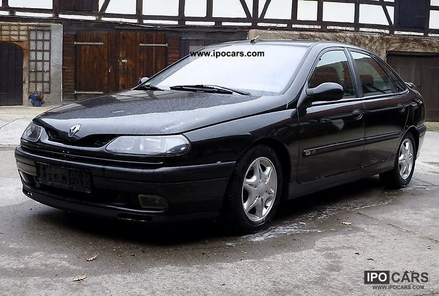 1998 renault laguna 2 0 rt car photo and specs. Black Bedroom Furniture Sets. Home Design Ideas
