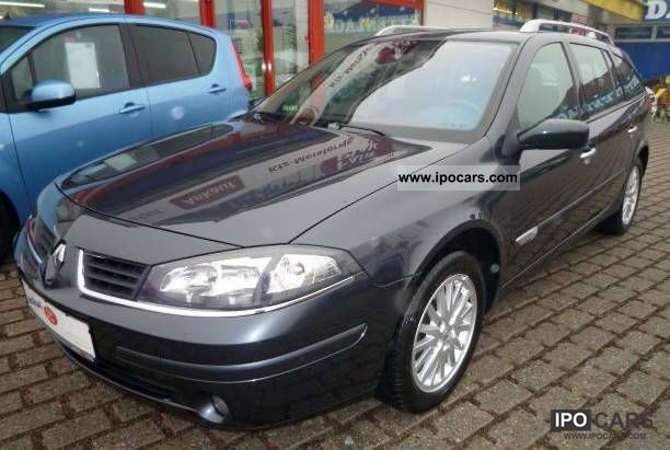 2007 Renault  Laguna 2.0 16V Exception / NAVIGATION Estate Car Used vehicle photo