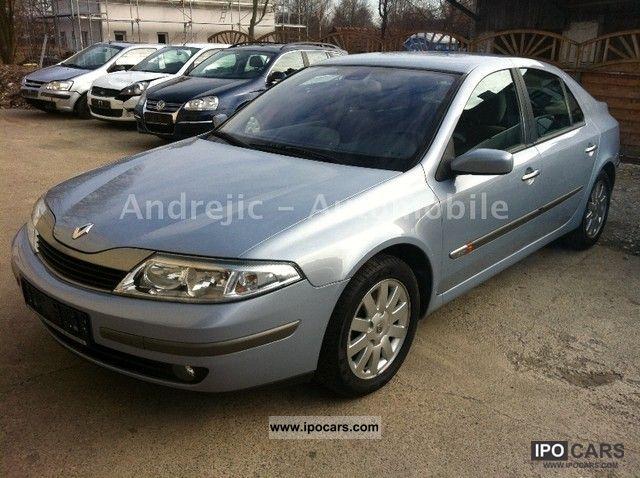 2001 Renault  1.9 dCi, € 3, Limousine Used vehicle photo