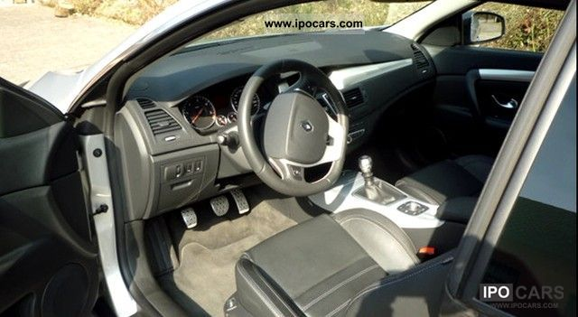 2009 renault laguna coupe gt 2 0 dci fap 4 contr all. Black Bedroom Furniture Sets. Home Design Ideas