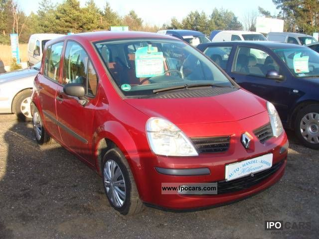 2007 Renault  Modus 1.2 75 kM PO OPŁATACH Small Car Used vehicle photo