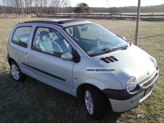 2006 renault twingo 1 2 16v elysee car photo and specs. Black Bedroom Furniture Sets. Home Design Ideas
