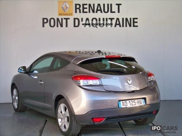2009 renault megane iii coup dci 130 dynamique eco2 car photo and specs. Black Bedroom Furniture Sets. Home Design Ideas