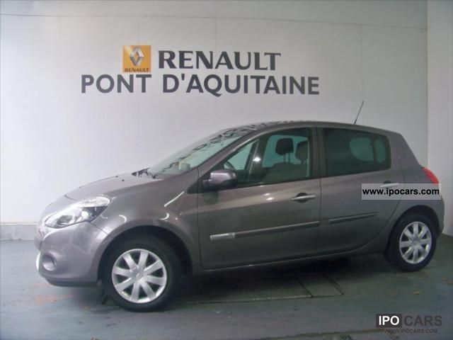 2011 renault clio iii dynamique dci 90 eco2 tomtom car photo and specs. Black Bedroom Furniture Sets. Home Design Ideas