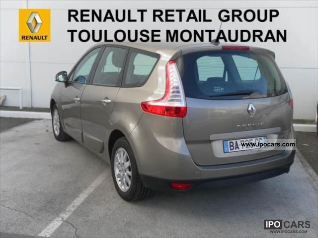 2010 renault grand scenic dci 130 privilege iii 7 pl car photo and specs. Black Bedroom Furniture Sets. Home Design Ideas