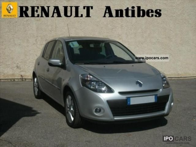2010 renault clio iii 1 6 16v 110 a exception car photo and specs. Black Bedroom Furniture Sets. Home Design Ideas