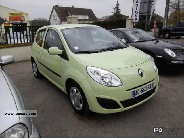 2009 renault twingo ii 1 5 expression dci65 car photo and specs. Black Bedroom Furniture Sets. Home Design Ideas