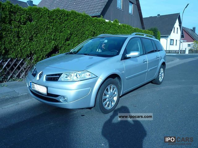2008 Renault  1.6 Exception Grand Tour Estate Car Used vehicle photo