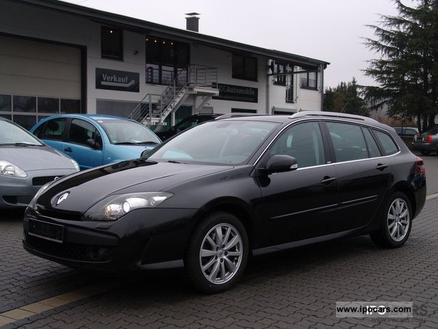 2010 renault laguna dci 180 fap initial car photo and specs. Black Bedroom Furniture Sets. Home Design Ideas
