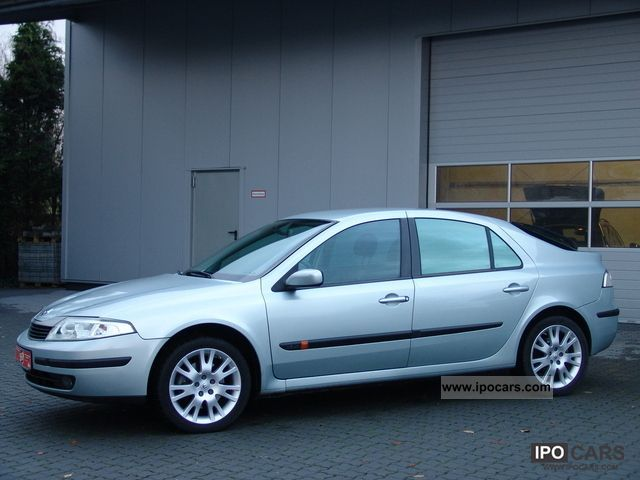 2001 renault laguna dynamique 1 9 dci 107 hp car photo and specs. Black Bedroom Furniture Sets. Home Design Ideas