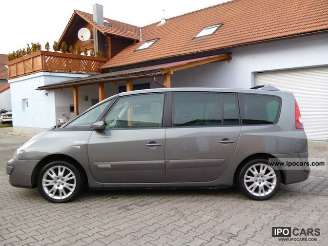 2005 renault grand espace 2 2 dci xenon air panoramic. Black Bedroom Furniture Sets. Home Design Ideas
