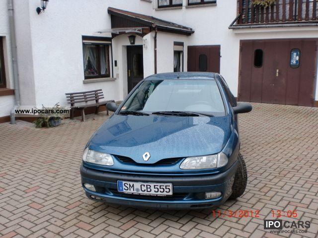 1996 Renault  Laguna Limousine Used vehicle photo