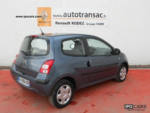 2009 renault twingo ii 1 2 16v helios quickshift car photo and specs. Black Bedroom Furniture Sets. Home Design Ideas