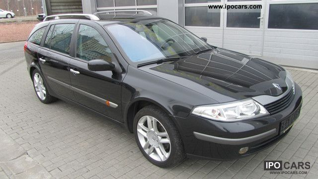 2005 renault laguna 1 9 dci privilege navi leather car photo and specs. Black Bedroom Furniture Sets. Home Design Ideas