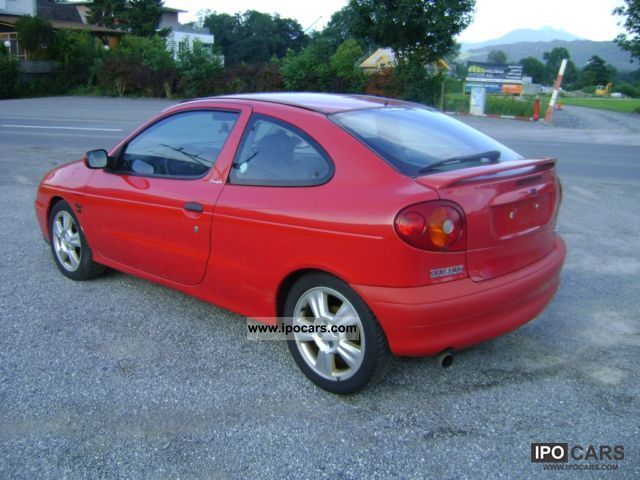 Renault Megane Coupe 2000