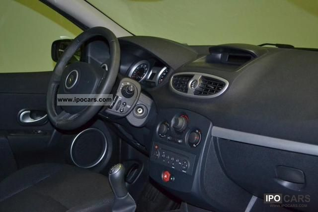 2010 renault clio iii dci estate 85 eco2 dynamique car photo and specs. Black Bedroom Furniture Sets. Home Design Ideas