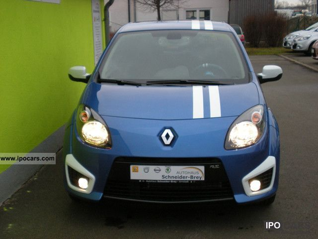 2011 Renault  Gordini Twingo 1.6 16V 130HP R.S. Small Car New vehicle photo