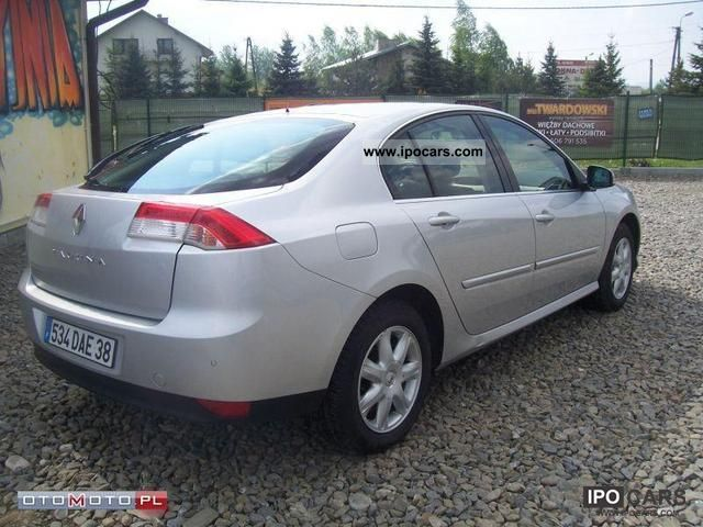 2007 renault laguna laguna 2 0 dci privil ge car photo and specs. Black Bedroom Furniture Sets. Home Design Ideas