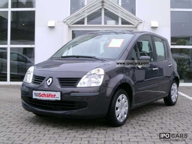 2007 Renault  Modus 1.2 16V Avantage Small Car Used vehicle photo