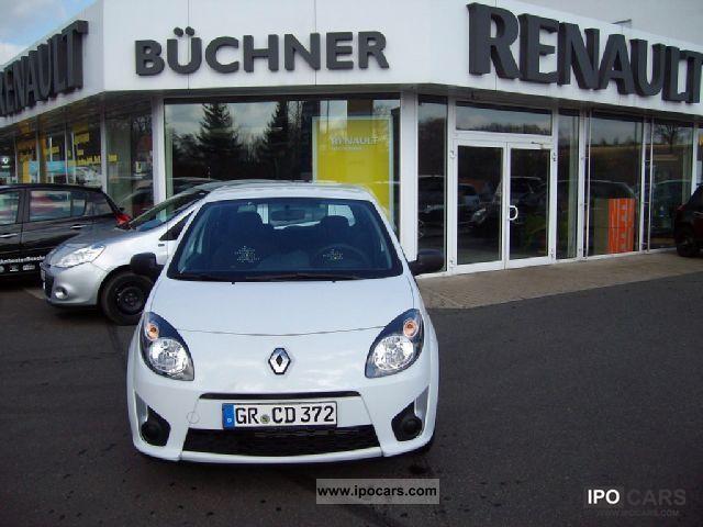 2012 Renault  Twingo 1.2 LEV 16V 75 Yahoo! Limousine Used vehicle photo