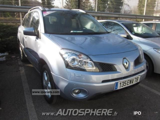 2008 Renault  Koleos 2.0 4x4 dCi150 FAP Privilà ¨ ge Off-road Vehicle/Pickup Truck Used vehicle photo