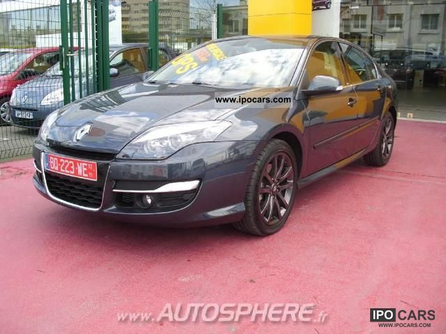 2011 renault dci130 fap laguna 2 0 gt 4control car photo and specs. Black Bedroom Furniture Sets. Home Design Ideas