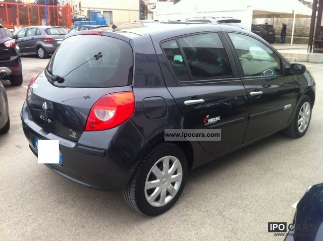 2009 renault clio 1 5 dci 85cv 5 porte rip curl car photo and specs. Black Bedroom Furniture Sets. Home Design Ideas