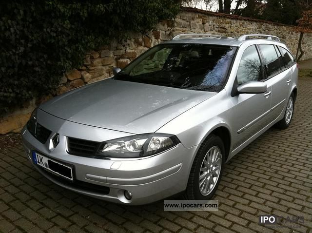 2006 renault laguna 2 0 dci fap exception car photo and specs. Black Bedroom Furniture Sets. Home Design Ideas