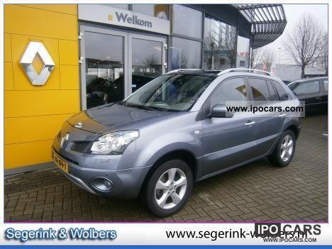 2009 Renault  Koleos Privilege 2.0 DCI ECC * LEATHER * Off-road Vehicle/Pickup Truck Used vehicle photo