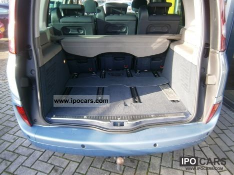2003 renault espace 2 2 dci 150 expression acc car photo and specs. Black Bedroom Furniture Sets. Home Design Ideas