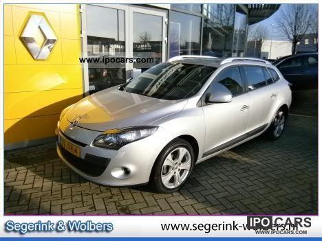 2009 Renault  Megane ESTATE 1.6 16V Expression * Xenon / Navi / LM * Estate Car Used vehicle photo