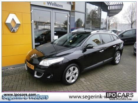 2011 Renault  Megane Estate 1.5 DCI Dynamique * EDC * automaat Estate Car Used vehicle photo