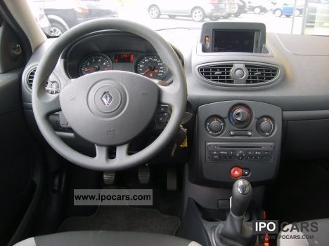 2010 renault clio estate tce 100 special line car photo. Black Bedroom Furniture Sets. Home Design Ideas