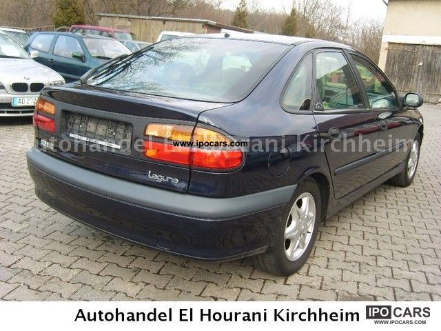 2001 renault laguna 1 9 dci car photo and specs. Black Bedroom Furniture Sets. Home Design Ideas