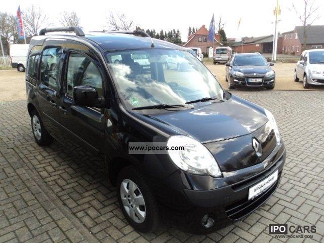 2011 Renault Kangoo 1 5 Dci Expression Climate Car Photo