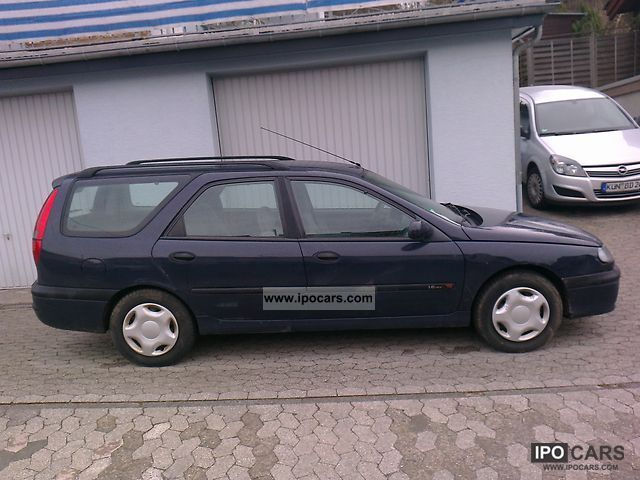 1998 Renault  Laguna 1.6 16V Estate Car Used vehicle photo