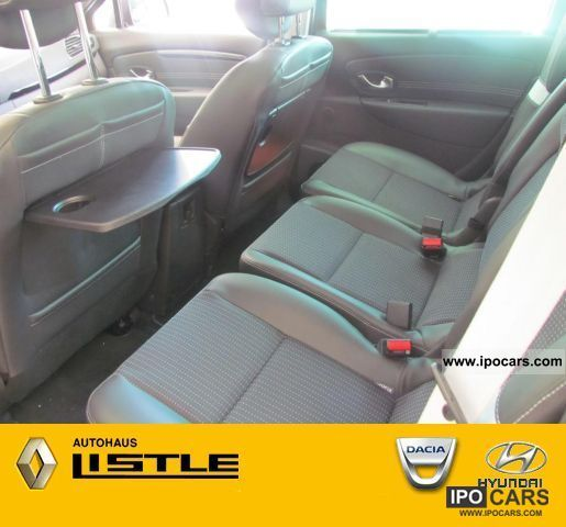 2011 renault grand scenic dci 130 fap bose edition navi car photo and specs. Black Bedroom Furniture Sets. Home Design Ideas