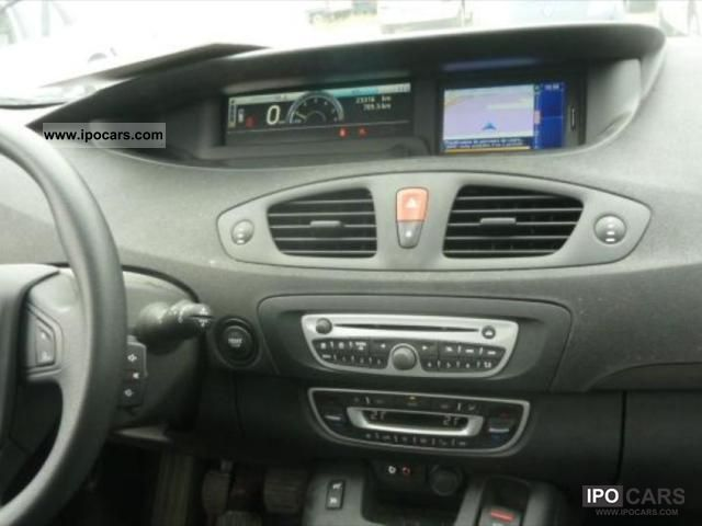 Renault Scenic Dci Carminat Tomtom Pl Lgw