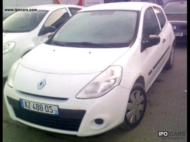 2010 renault clio iii authentique dci70 3p car photo and specs. Black Bedroom Furniture Sets. Home Design Ideas