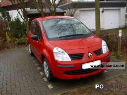2007 Renault  Modus 1.2 16V Authentique Van / Minibus Used vehicle photo