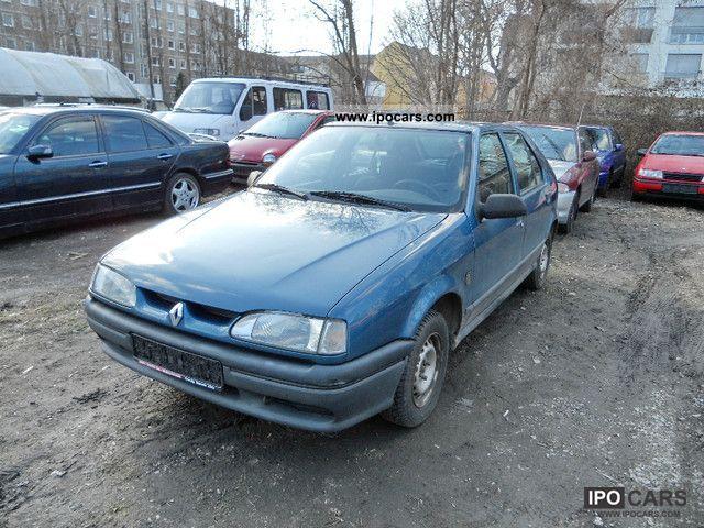 1995 Renault  Eco 19 1.4 R Limousine Used vehicle photo