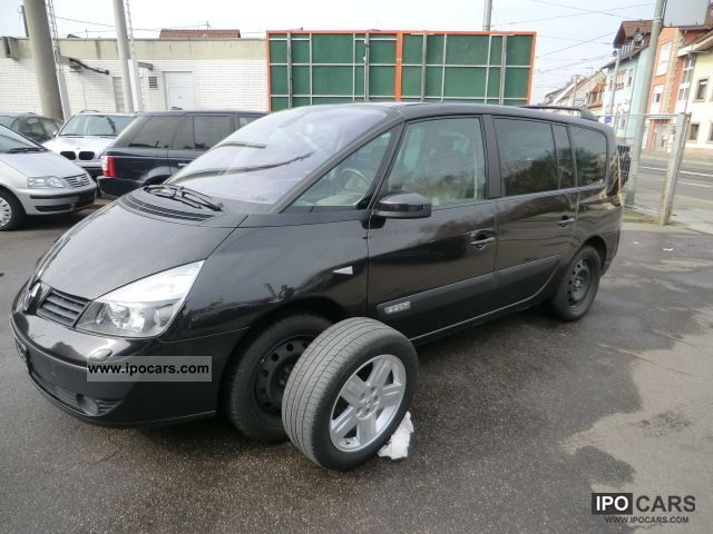 2002 renault grand espace iv 2 2 dci related infomation specifications weili automotive network. Black Bedroom Furniture Sets. Home Design Ideas