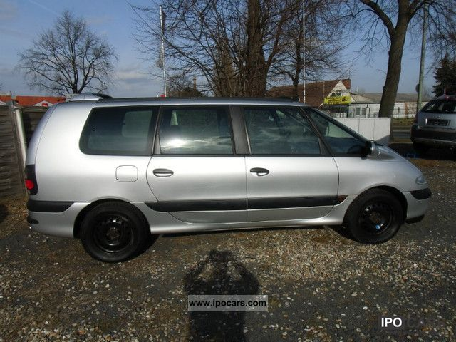 1999 renault grand espace 2 2 dt car photo and specs. Black Bedroom Furniture Sets. Home Design Ideas