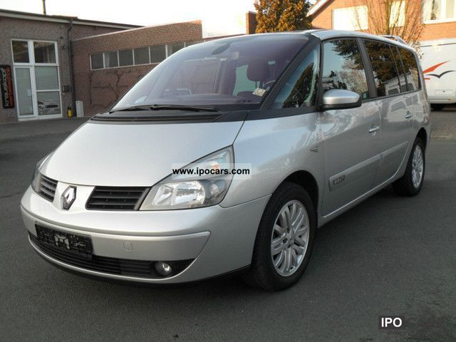 2005 renault grand espace 2 2 dci aut dynamique car. Black Bedroom Furniture Sets. Home Design Ideas