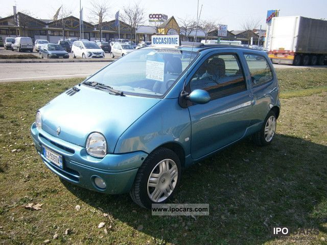 2003 renault diabolika twingo 2 1 car photo and specs. Black Bedroom Furniture Sets. Home Design Ideas