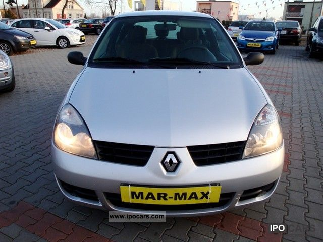 2007 Renault Clio Mar Max PiŁa Car Photo And Specs