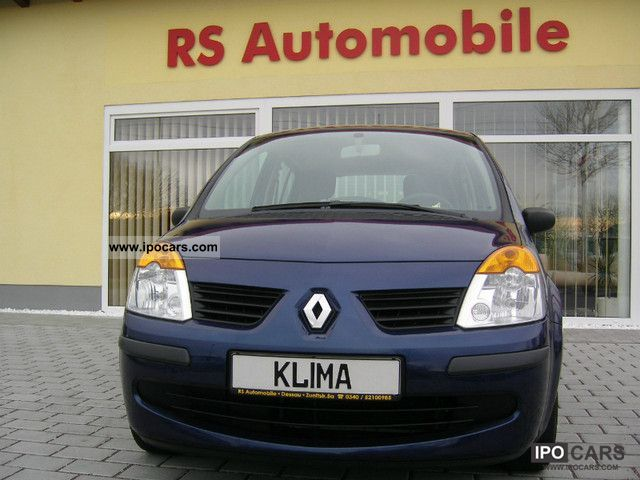 2005 Renault  Mode air 24 000 1.6 16V KM!! Small Car Used vehicle photo