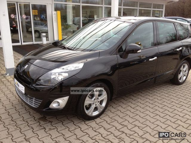 2011 renault grand scenic dci 130 dynamique car photo and specs. Black Bedroom Furniture Sets. Home Design Ideas