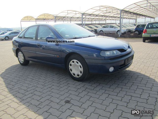 1999 renault laguna 1 8 16v climate control car photo. Black Bedroom Furniture Sets. Home Design Ideas
